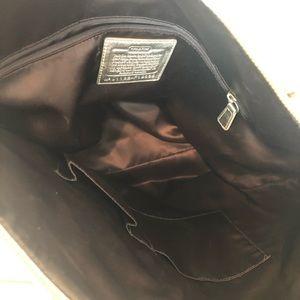 Coach Bags - Coach Gold Large Tote Handbag